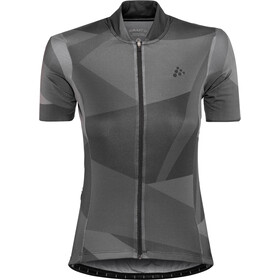 Craft Hale Graphic Jersey Dam black
